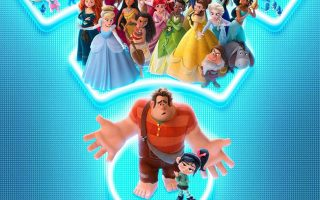 Wreck-It Ralph 2 2018 Movie Poster With Resolution 1080X1920 pixel. You can make this wallpaper for your Mac or Windows Desktop Background, iPhone, Android or Tablet and another Smartphone device for free
