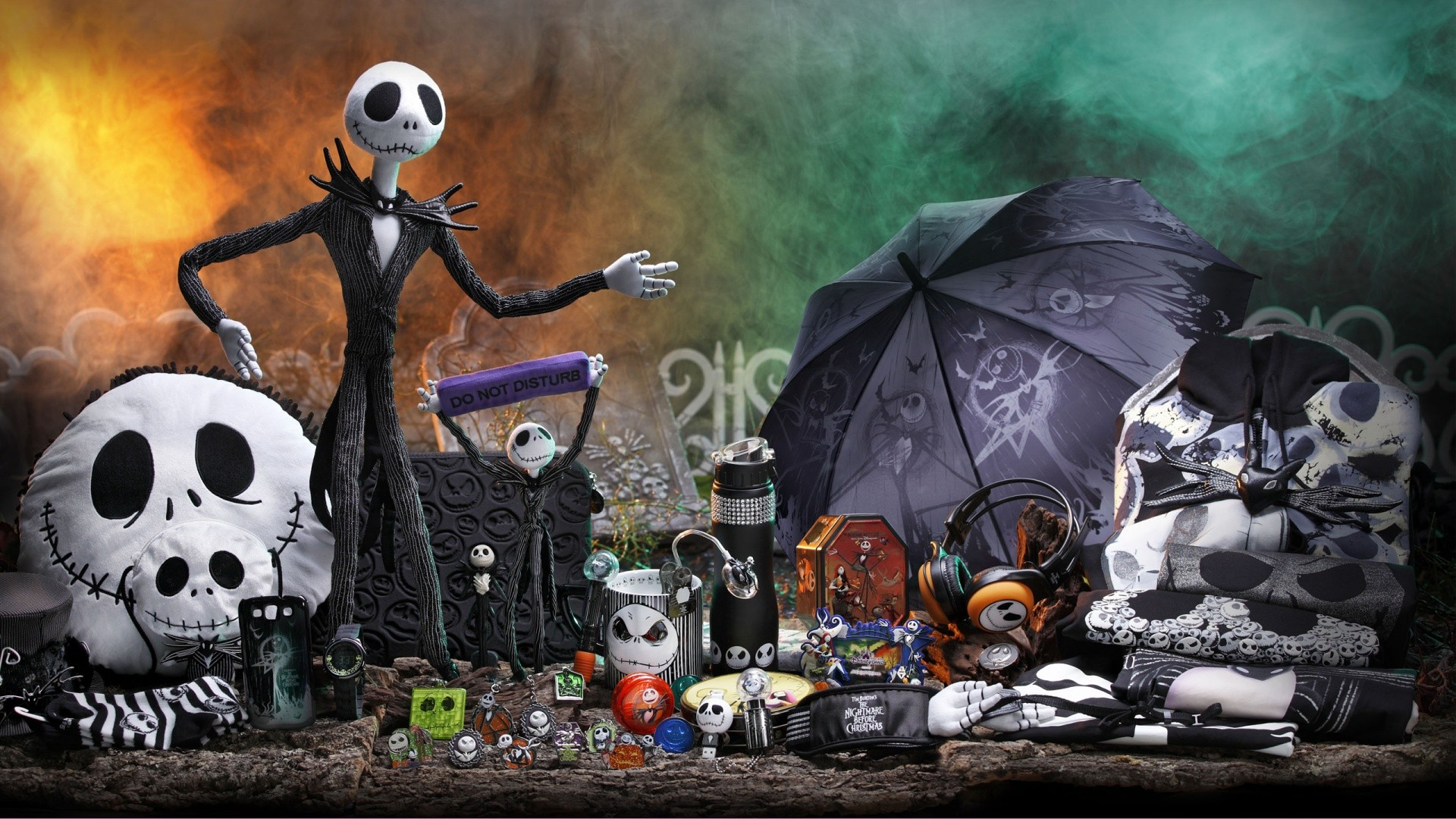The Nightmare Before Christmas Poster Wallpaper with high-resolution 1920x1080 pixel. You can use this poster wallpaper for your Desktop Computers, Mac Screensavers, Windows Backgrounds, iPhone Wallpapers, Tablet or Android Lock screen and another Mobile device